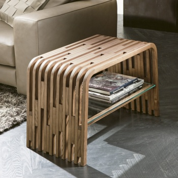 Pacini Cappellini Millerighe Side Table