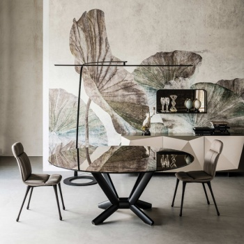 Cattelan Italia Planer Round Table