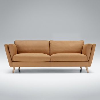 Sits Nova Leather Sofa