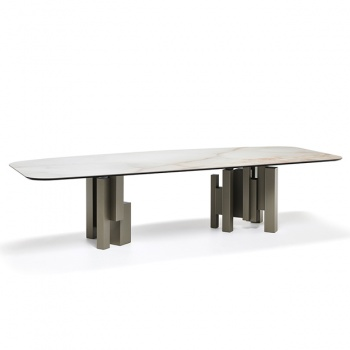 Cattelan Italia Skyline Keramik Table