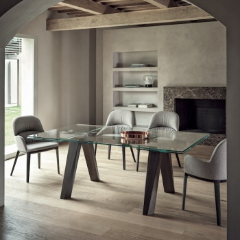 Bontempi Casa Aron Table