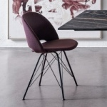 Bontempi Casa Polo Spider Leg Chair