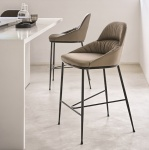 Bontempi Casa Queen Bar Stool