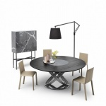 Bontempi Casa Fusion Ring Table