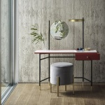 Bontempi Casa Vanity Ceramic Desk