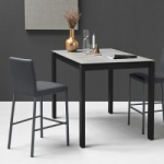 Connubia Calligaris Baron Counter Bar Table