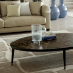 Porada Bigne Oval Coffee Table