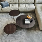 Cattelan Italia Billy Wood Coffee Table