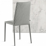 Bontempi Casa Malik Quilted Chair