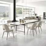 Calligaris Monogram Table