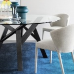 Calligaris Jungle Round Table