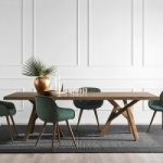 Calligaris Jungle Wood Table
