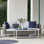 Cane-line Connect 3 Seater Sofa