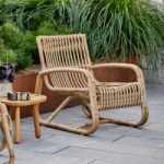 Cane-line Curve Lounge Chair