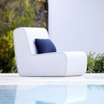 Cane-line Foam Lounge Chair
