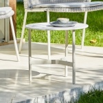 Cane-line Twist Side Table