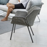 Cane-line Vibe Lounge Chair