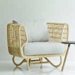 Cane-line Indoor Nest Club Chair