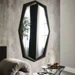 Cattelan Italia Emerald Wood Mirror