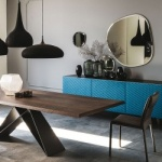 Cattelan Italia Premier Wood Table