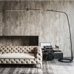 Cattelan Italia Stealth Floor Lamp
