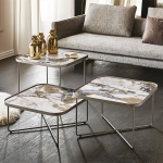 Cattelan Italia Benny Keramik Side Table