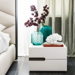 Cattelan Italia Ciro Bedside Table