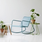Cane-line Indoor Copenhagen Rocking Chair