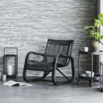 Cane-line Indoor Curve Lounge Chair
