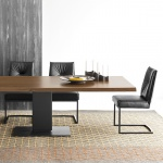 Calligaris Echo Wood Table