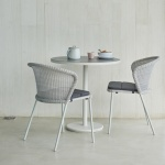 Cane-line Indoor Go Round Bistro Table