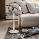 Cattelan Italia Hugo Tavolino Side Table