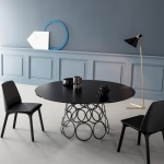 Bonaldo Hula Hoop Table