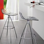 Calligaris Ice Bar Stool