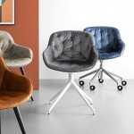 Calligaris Igloo Soft Office Chair