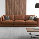 Calligaris Kora High Sofa