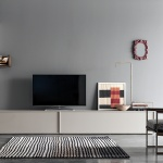 Closed High TV Unit