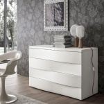 Wave Mix Chest of Drawers