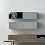 Edge Slim Wall Unit
