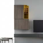 Edge Tall Wall Unit