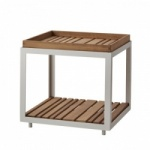 Cane-line Indoor Level Teak Side Table