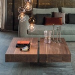 Cattelan Italia Lingotto Coffee Table
