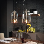 Cattelan Italia Medusa Suspension Light