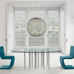 Bonaldo Mille Round Table