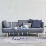 Cane-line Indoor Moments 3 Seater Sofa