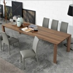Calligaris Omnia XL Wood Extendable Table
