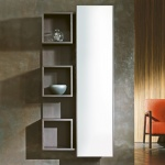 Pacini Cappellini Welcome Mirrored Cupboard