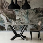Cattelan Italia Planer Keramik Round Table