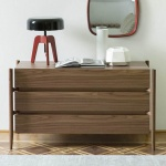 Porada Regent Wood Chest of Drawers