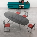 Bontempi Casa Sander Table